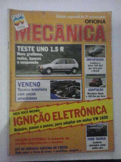 Revista Oficina Mecânica - N° 30 - Frete Grátis