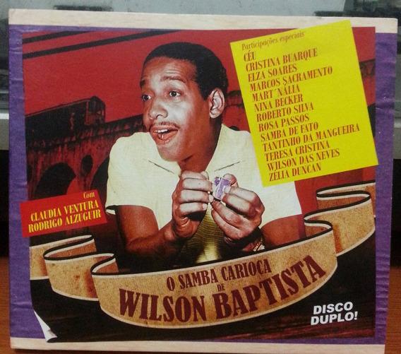 Wilson Baptista O Samba Carioca De Wilson B. (cd Duplo)