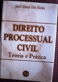 Livro - Direito Processual Civil - Teoria E Pratica