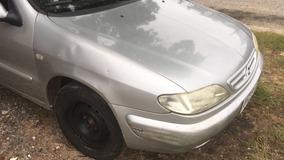 Citroën Xsara Chocada Incendiada Al Dia Financio 2000
