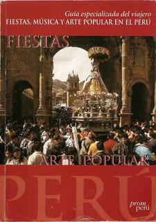 Fiestas Arte Popular Peru