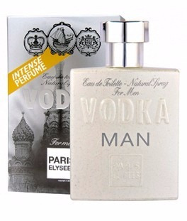 Perfume Paris Elysees Man 100ml 212 Vip Masculino