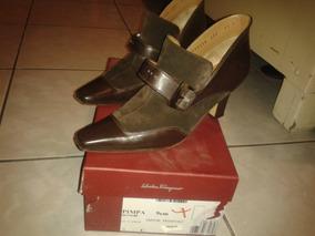 Zapato Dama Salvatore Ferragamo