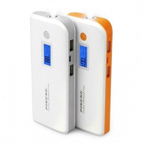 Imagem 1 de 5 de Power Bank Bateria Portátil A Unica Que Carrega Tablet iPad