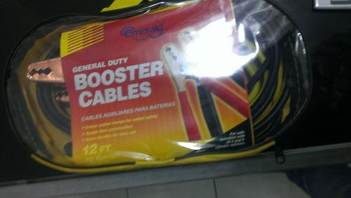 Cable Auxiliar De Bateria Resistente