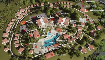 Solar Con Proyecto Hotelero, Residencial En Barahona Aprobad