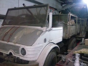 Mercedes Benz Unimog 416 (grande) 4x4 Funcionando