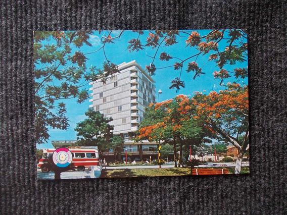 1140- Postal Paraguay Asuncion, Hotel Guarani