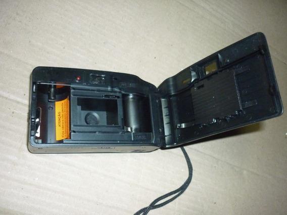 Antiguidade Máquina Fotográfica Antiga Com Capa Original Ok