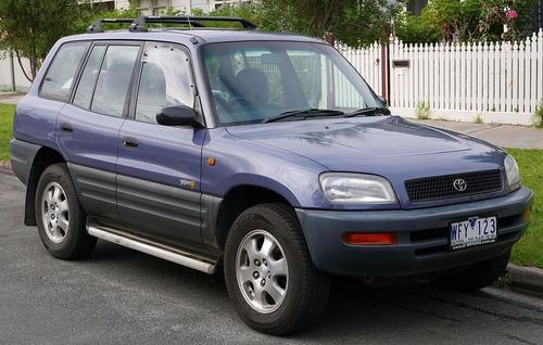 Manual De Taller Toyota Rav4 (1995-2004) Español
