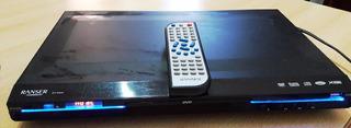 Reproductor Dvd Ranser Dv-ra44 Usb Control Mpeg4