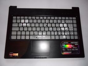 Carcaça Superior C/ Touch Notebook Kennex 990m Original