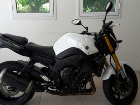 Yamaha Fz 8 Naked - Color Blanco