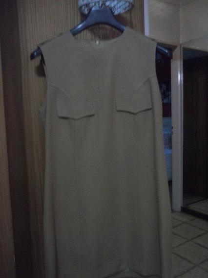 Vestido Chemise De C & A