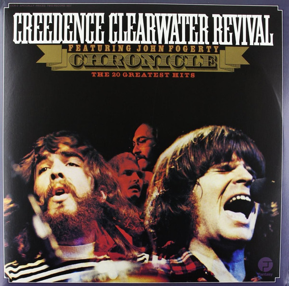 Creedence Clearwater Revival Chronicle 20 Hits 2 Vinilos