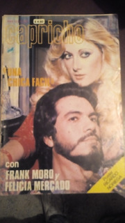 Frank Moro Y Felicia Mercado En Fotonovela Capricho
