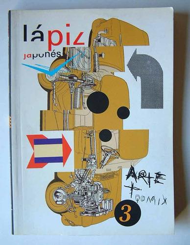 Lapiz Japones 3, Arte + Comix, Buenos Aires, 1996