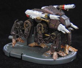 Miniatura De Robô Mechwarrior Battletech - Wooly Xanthos