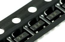 Transistor Mmbt4401 2x Sot23 Smd Npn 100 Unidades