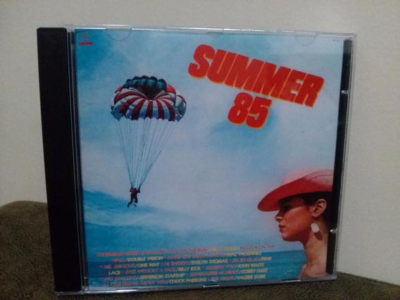 Cd Summer 85 - Coletânea Som Lvre - 1984