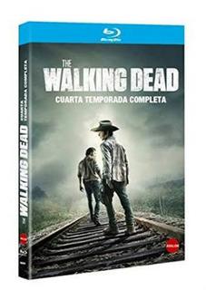 The Walking Dead Cuarta Temporada Bluray Nueva Dvd
