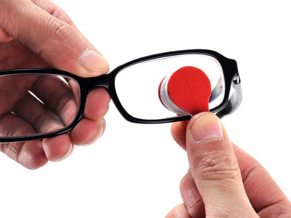 Limpiador Portatil Limpiar Lentes Gafas No Raya No Maltrata