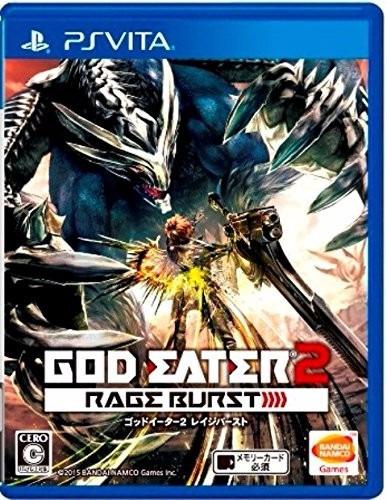 God Eater 2 Rage Burst - Ps Vita - Pronta Entrega! Japonês!