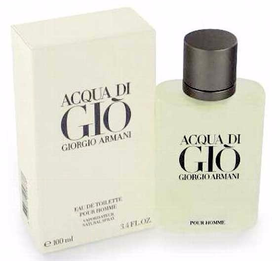 Acqua Di Gio 100ml Giorgio Armani Eau De Toilette