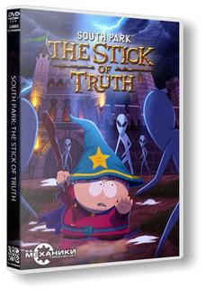 South Park: The Stick Of Truth - Pc Dvd - Frete 8 Reais