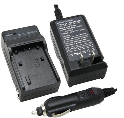 Carregador De Bateria Para Ahdbt-001/002 De Bateria Gopro