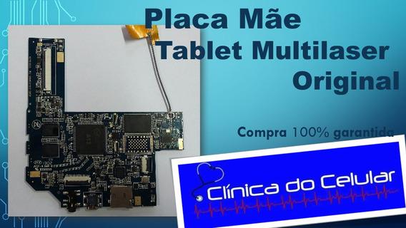 Placa Mãe Tablet Multilaser Diamond Lite (retirada De Peças)