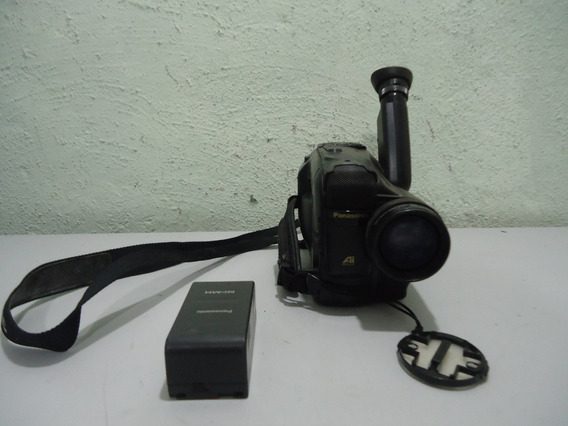 Filmadora Panasonic Vhs C ( Leia O Anuncio )