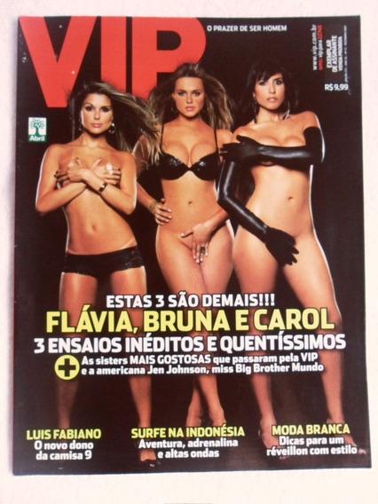 Vip 273 12/2007 Flavia Bruna Carol