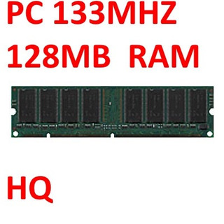 Sdram 128mb Pc 133mhz Compatible 100mhz