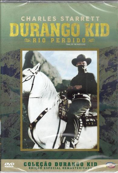Dvd Durango Kid Rio Perdido Classicline Bonellihq Cx286 E18