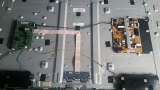 Tv Samsung Un55j5300 Desarme, Desarme, Desarme