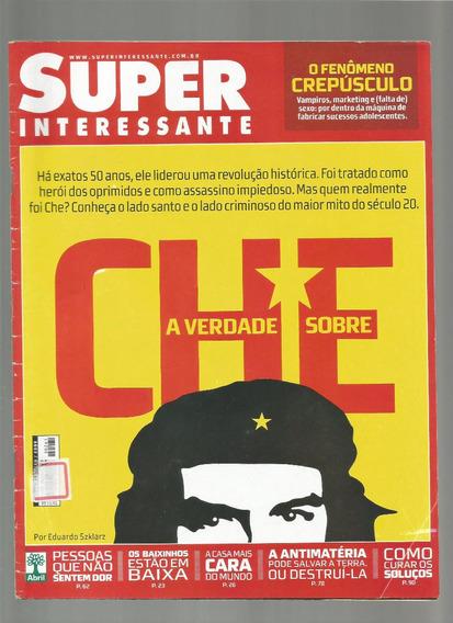 Revista Super Interessante Che Guevara Ed.261 Janeiro 2009
