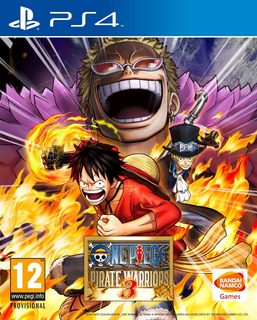 One Piece Pirate Warriors 3 Ps4 Digital Gcp