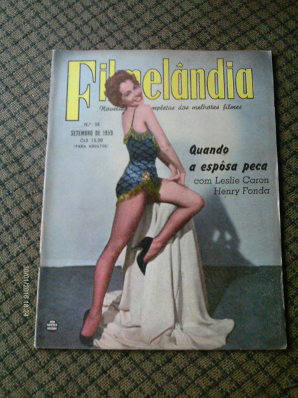 Filmelandia N. 58 Setembro De 1959 - Leia O Anuncio ...