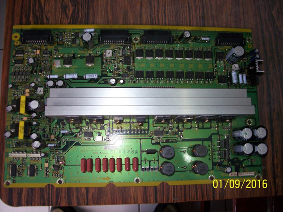 Tv Panasonic Th-42pw5 Placa Sc Board Tnpa2534