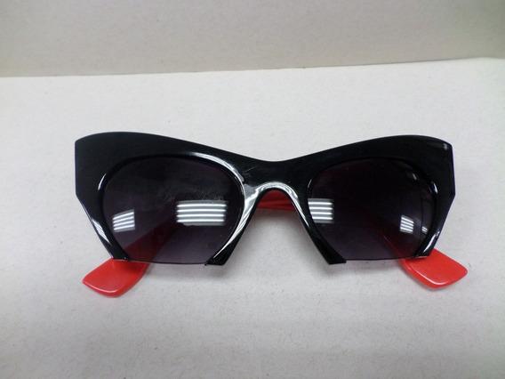 Oculos Solar Cat- Eye Armação De Oculos Gatinho