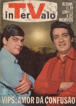 Intervalo 1966 Maritza Fabiani Ines Jordan Ed Carlos Helio S