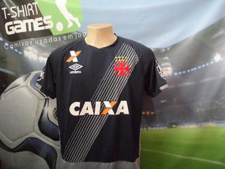 Camisa Do Vasco Usada Pelo Martin Silva Copa Do Brasil 2016