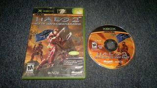 Halo 2 Pack De Mapas Multijugador Sin Instr Para Xbox Normal