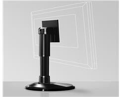 Base Aoc Para Monitor - Ha22b Base Ajustável Em 3 Posições