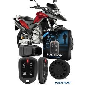 Alarme Moto Positron Honda Xre300 2012/.. Especifico Doublok
