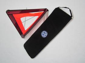 Capa Bolsa Triangulo Ferramentas Macaco Volkswagen - 7 Cores