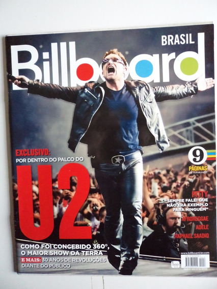 Revista Billboard Brasil N 18 Abril De 2011