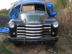 Chevrolet Boca De Sapo Rodagem Dupla 1952