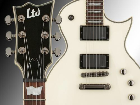 Guitarra Ltd Modelo Eclipse 401